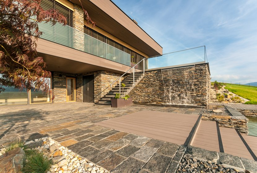 drevoplastové terasy