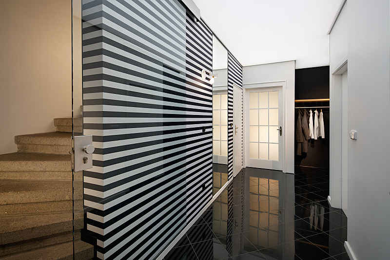 moderní zdi
